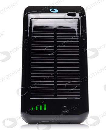 Cargador solar cargador para el iPod touch 5