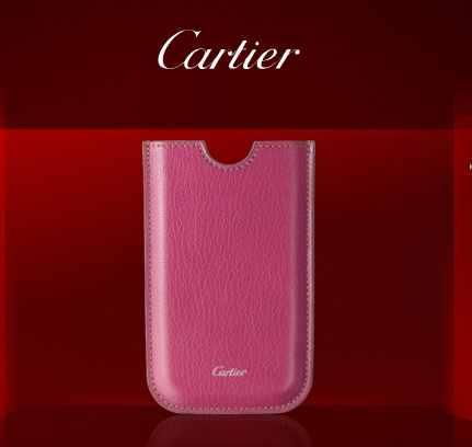 Funda de Cartier para iPhone 3