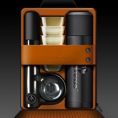 Cafetera portátil 1