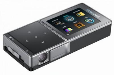 Miniproyector de Samsung 3
