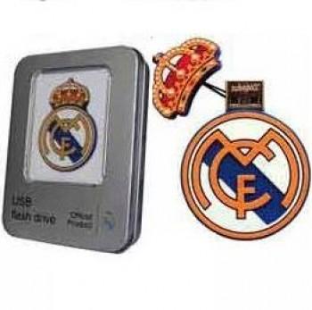 Pen Drive USB 8 GB Take Ms Real Madrid 3