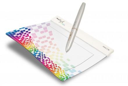 Tableta flexible con lápiz NGS Flexi Style Pixel 3