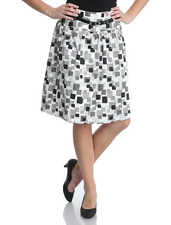 Faldas lisas VS faldas estampadas 4