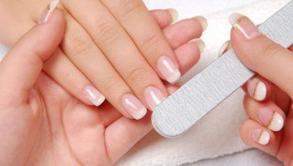Envolturas para fortalecer las uñas. 3