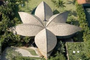 Arquitectura orgánica. Paz para el espíritu. 1