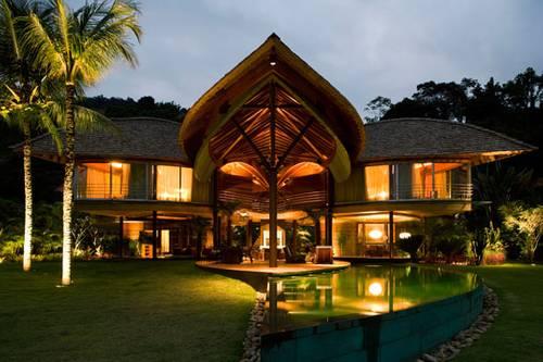 Arquitectura orgánica. Paz para el espíritu. 4