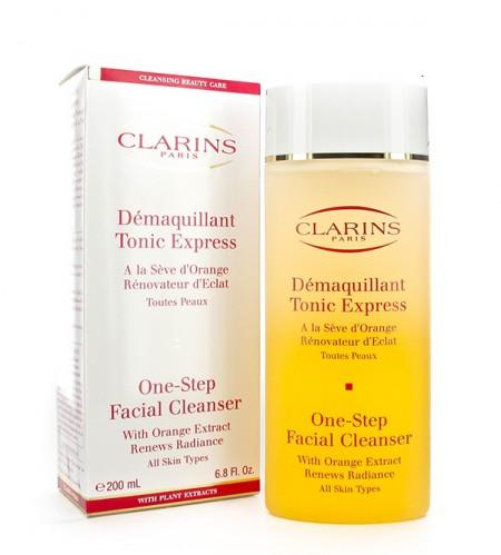 Démaquillant Tonic Express de Clarins 3