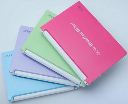 Tu propio Netbook elíjelo del color que quieras 3