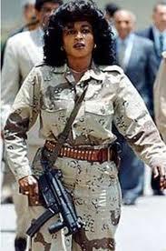 La guardia personal de Gadafi, la Jamahiriya 2