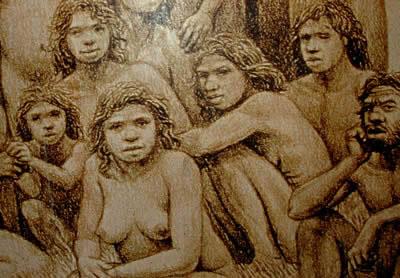 Mujeres prehistóricas 3