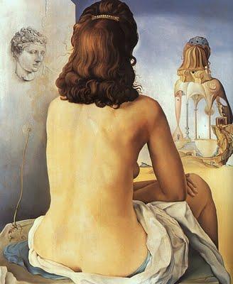 El desnudo de la mujer 4