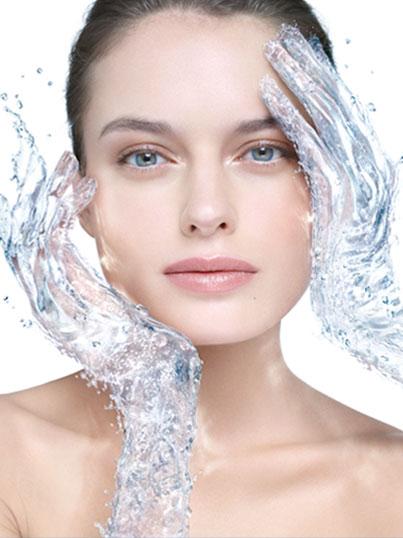 La hidratación de la piel 3