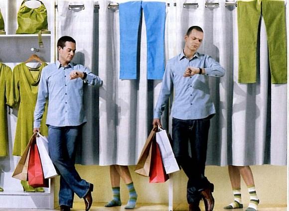 Mujeres y hombres a la hora de comprar 3
