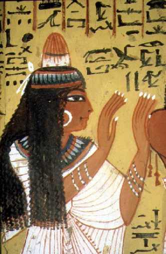 Mujeres egipcias 3