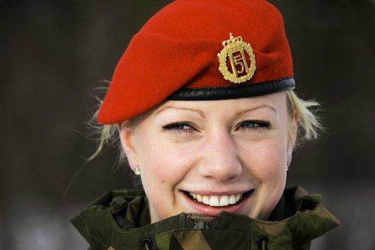 Las mujeres en el ejército 3