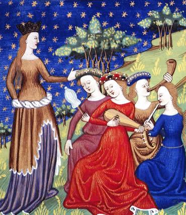 Mujeres de la Edad Media 3