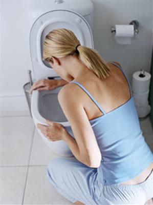 Vómitos en el embarazo 3