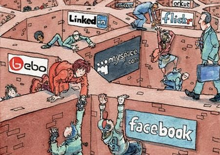 Las redes sociales 3