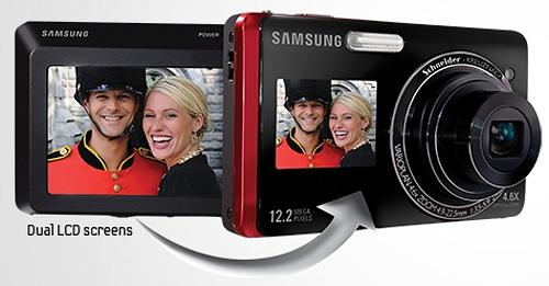 Cámaras Samsung TL220 Y TL225 3