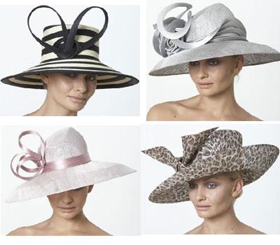 La elegancia y el buen gusto se puede apreciar perfectamente cuando una  mujer lleva en su cabeza un estilo de sombrero que define su personalidad y  forma de ... 6e346cf7b4c