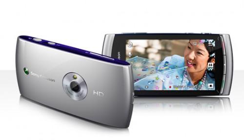 Sony Ericsson Vivaz U5 3