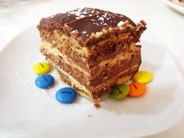 Tarta de chocolate y galletas 3