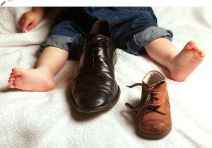 El calzado de los niños 3
