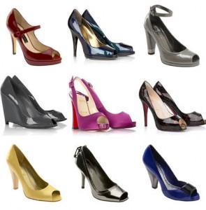 Zapatos femeninos 3