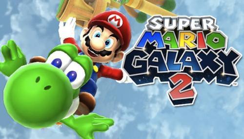 Super Mario Galaxy 2 3