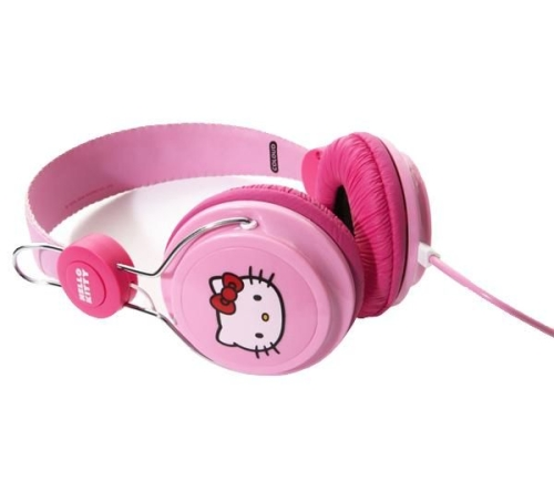 Auriculares Hello Kitty 3