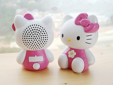 Bocina de Hello Kitty 1