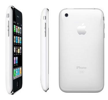 El ansiado IPhone en blanco ha llegado 1