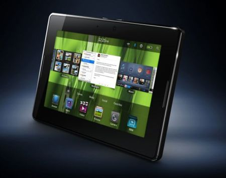 Playbook, el Tablet de Blackberry 3