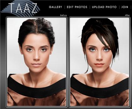 Cambio de look en línea 3