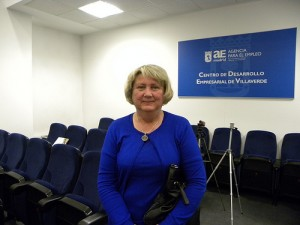 Presidenta del banco Mundial de la Mujer en España 3