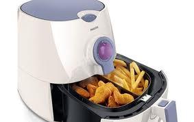 Airfryer cocina sin aceite 1