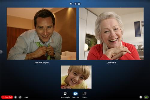 Skype 5.0 1