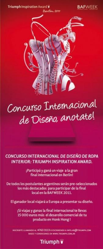Concurso internacional de lencería 4