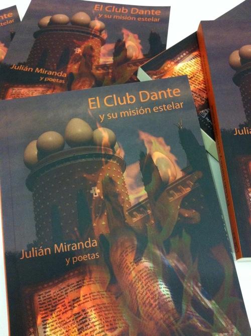 Novela El club Dante y su misión estelar 1