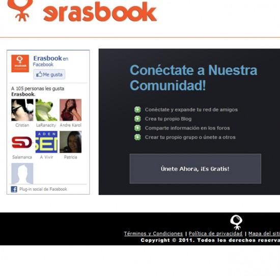 Crean Erasbook, red de intercambio 4