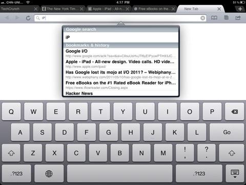 iChromy para iPad 2 3