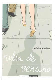 Comics, Rubia de Verano de Adrian Tomine 1