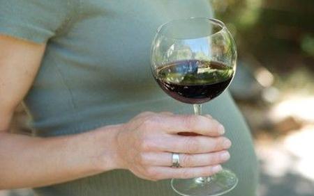 Beber en el embarazo 3