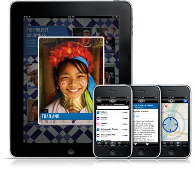 10 aplicaciones para nuestros Smartphone para hacer turismo I 1