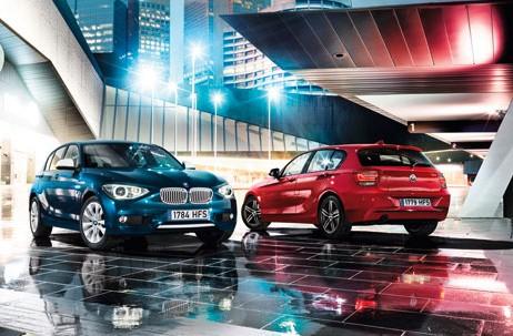 Nuevos BMW Serie 1 versiones Urban y Sport 2