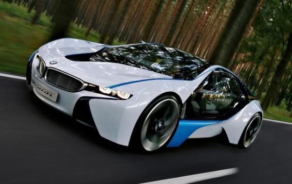 BMW con faros laser 3