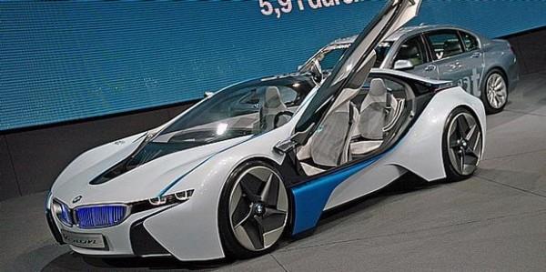 La nueva tecnología de BMW de faros laser 3