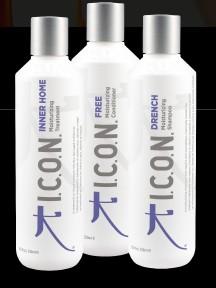 Firma de tratamiento cabello I.C.O.N II 4