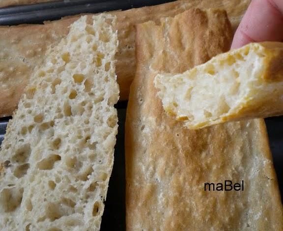 Pan cristal, un nuevo pan 2