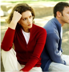 Problemas de pareja tras años de convivencia 3